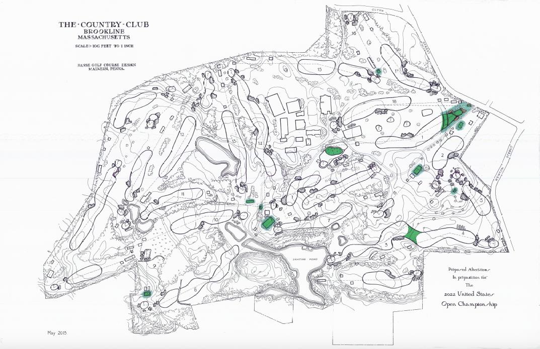 the country club  u2013 hanse golf course design